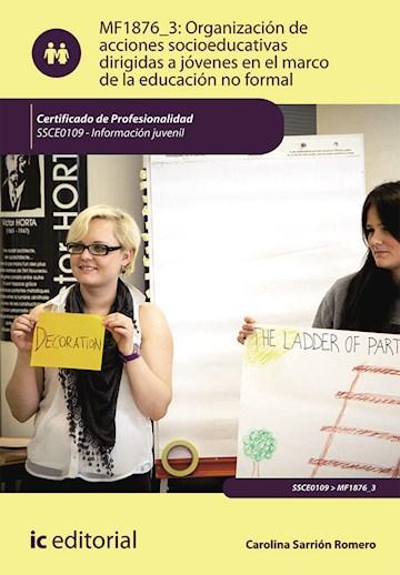 Papel Organización De Acciones Socioeducativas Dirigidas A Jóvenes En El Marco De La Educación No Formal.