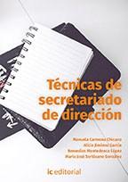Libro Tecnicas De Secretariado De Direccion