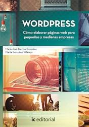 Libro Wordpress. Como Elaborar Paginas Web Para Peque
