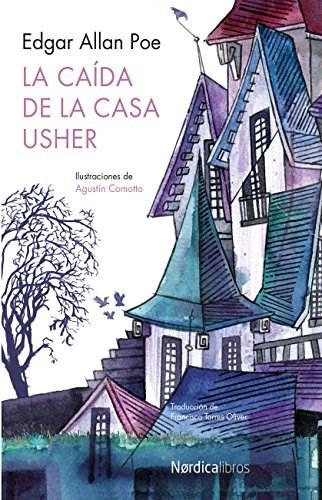 E-book La Caída De La Casa Usher