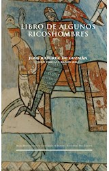 Papel LIBRO DE ALGUNOS RICOSHOMBRES
