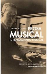 Papel Prosa musical II