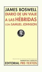 Papel Diario De Un Viaje A Las Hébridas Con Samuel Johnson