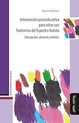 Libro Intervencion Psicoeducativa Para Niños Con Trast