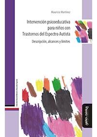 Papel Intervencion Psicoeducativa Para Niños Con Trastornos Del Espectro Autista