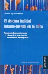 Libro El Sistema Judicial Infanto-Juvenil En La Mira.