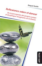 Libro Reflexiones Sobre El Danzar