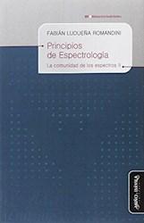 Libro Principios De Espectrologia