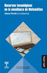 Libro Recursos Tecnologicos En La Enseñanza De Matema