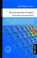 Libro De La Formacion Al Empleo.