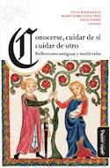 Papel CONOCERSE, CUIDAR DE SÍ, CUIDAR DE OTRO