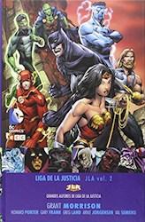 Papel Liga De La Justicia Vol.2