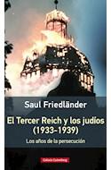 Papel TERCER REICH Y LOS JUDIOS (1933-1939) LOS AÑOS DE LA PERSECUCION