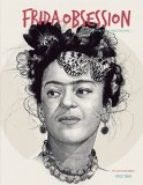 Papel FRIDA OBSESSION ILLUSTRATION PAINTING COLLAGE (CARTONE)