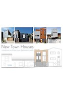 Papel NEW TOWN HOUSES CREATIVE ARCHITECTURE BETWEEN WALLS (CARTONE)