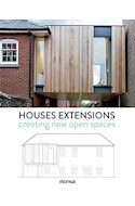 Papel HOUSE EXTENSIONS CREATING NEW OPEN SPACES (CARTONE)