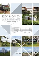 Papel ECO HOMES IN UNUSUAL PLACES LIVING IN NATURE (CARTONE)