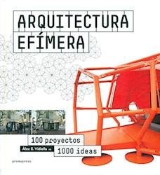 Libro Arquitectura Efimera