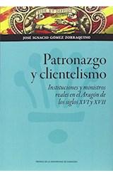 Papel PATRONAZGO Y CLIENTELISMO