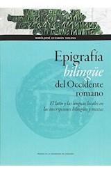 Papel Epigrafía Bilingüe Del Occidente Romano