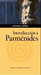 Papel INTRODUCCION A PARMENIDES