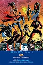 Papel Liga De La Justicia Vol.3