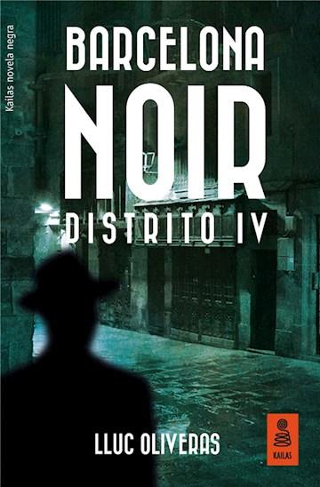 E-book Barcelona Noir