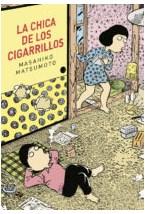 Papel La Chica De Los Cigarrillos