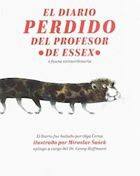 Papel El Diario Perdido Del Profesor De Essex