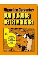 Papel DON QUIJOTE DE LA MANCHA (COLECCION EL MANGA) (RUSTICA)