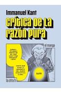 Papel CRITICA DE LA RAZON PURA (BOLSILLO) (RUSTICA)