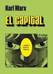 Libro El Capital: El Manga