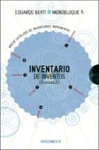 Libro Inventario De Inventos
