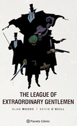 Papel The League Of Extraordinary Gentlemen