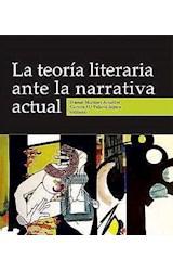 Papel LA TEORIA LITERARIA ANTE LA NARRATIVA ACTUAL