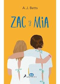 Papel Zac Y Mia (14+)