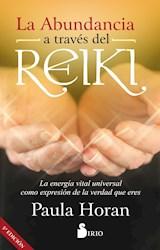 Libro La Abundancia A Traves Del Reiki