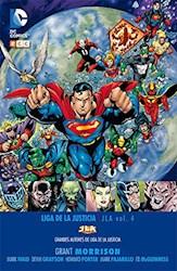 Papel Liga De La Justicia Vol.4