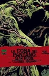 Papel Cosa Del Pantano De Alan Moore Vol.3