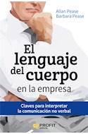 Papel LENGUAJE DEL CUERPO EN LA EMPRESA (COLECCION MANAGEMENT Y DESARROLLO PERSONAL)