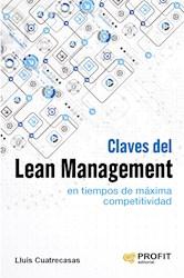 Libro Claves Del Lean Management