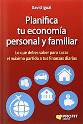 Libro Planifica Tu Economia Personal Y Familiar