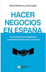 E-book Hacer negocios en España. Ebook