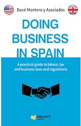 E-book Doing business in Spain. E-book
