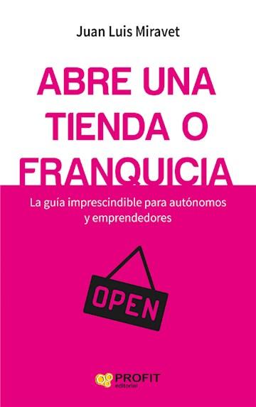 E-book Abre Una Tienda O Franquicia