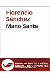 E-book Mano santa