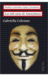 Papel LAS MIL CARAS DE ANONYMOUS