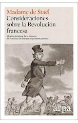 Papel CONSIDERACIONES SOBRE LA REVOLUCION FRANCESA