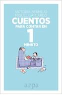 Papel CUENTOS PARA CONTAR EN 1 MINUTO (COLECCION NARRATIVA) (CARTONE)