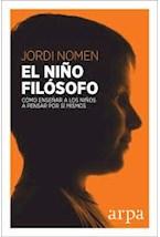 Papel EL NIÑO FILOSOFO